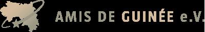 Amis de Guinee e.V. Logo
